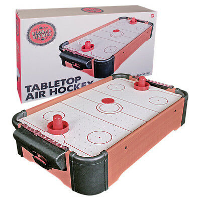 Table Top Air Hockey Game Mini Air Hockey Table Tabletop Games for Kids