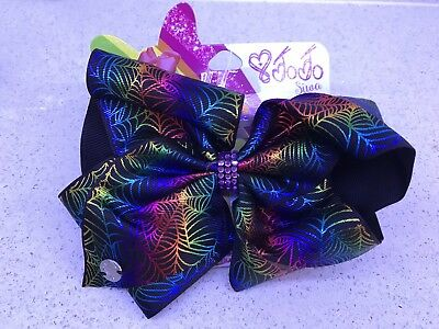 Large JoJo Siwa Halloween Spider-ella bow SOLD OUT ONLINE AND IN STORES