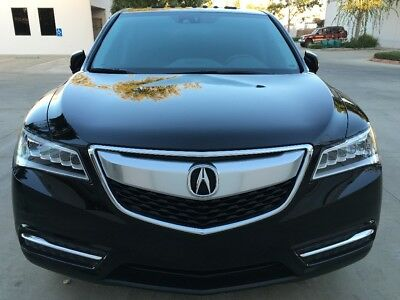2014 Acura MDX Technology Package 2014 Acura Mdx sh-awd AWD Technology Package