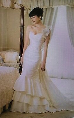 "Karen Willis Holmes ""Roberta"" Wedding Dress"