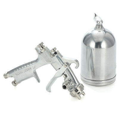 Anest Iwata W-101 1.0/1.3/1.5/1.8mm Gravity Feed Auto Paint Spray Gun with Cup