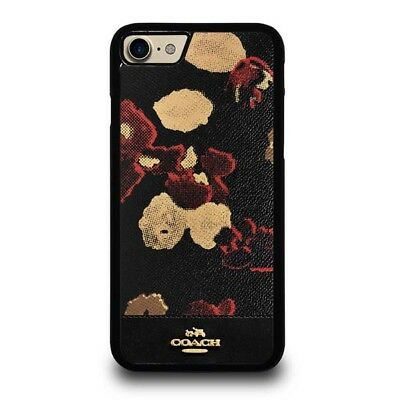 78978Coach8905 Floral Case for iphone samsung galaxy case