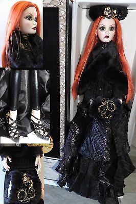 Evangeline Ghastly Christmas in Ipswich dressed doll Convention 2014 18,5""