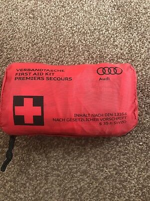 Audi A3 First Aid Kit *new* Genuine