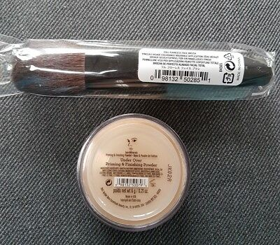 bareminerals Bare Minerals Pinsel + Under Over Priming & Finishing Powder 6 gr