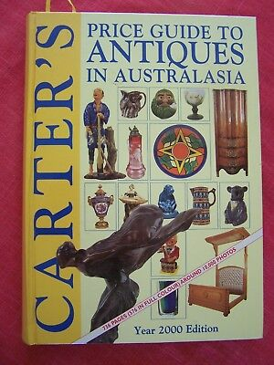 Carters Price Guide, 2000, Large Version.