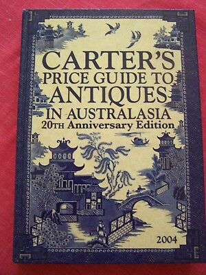 Carters Price Guide, 2004, Large version.
