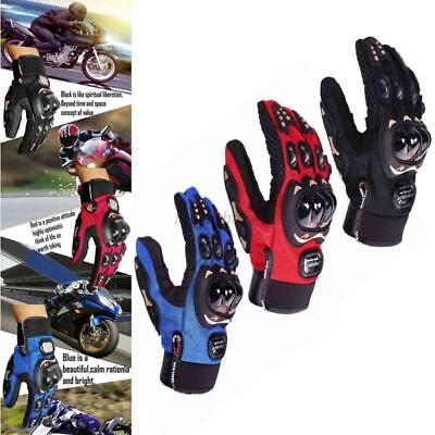 Men Motocross Full Finger Gloves Motorcycle Cycling Racing Sport Protector Glove