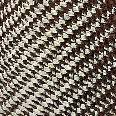 "Carbon Fiber Fabric / Cloth:  2x2 Twill Weave - 19.7 oz, 12K, 50"" wide x 36"""