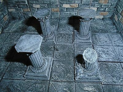 28mm Pillar's (Compatible with Frostgrave, Dungeon & Dragons)