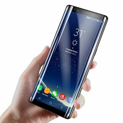 3D Curved Tempered Glass Screen Protector For Samsung Galaxy Note 8