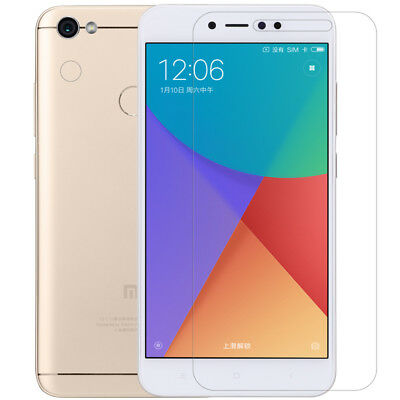 Clear Anti-Scratch Soft Screen Protector Film For Xiaomi Redmi Note 5A Prime