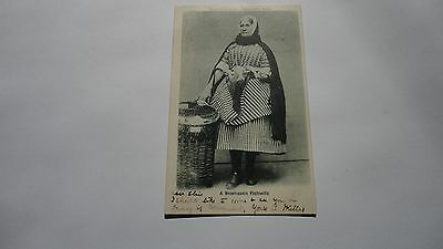 Postcard Newhaven Housewife