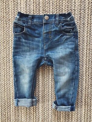 Baby Boys Next Jeans 9-12 Months