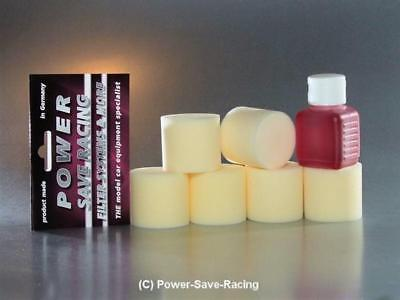 PSR P-12232 1/8 OFF ROAD STAGE AIR FILTER FOAM FOR XRAY/RB (12), 90ml OIL