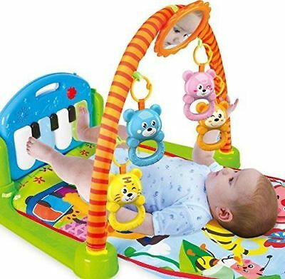 3 in 1 spielmatte f r babys krabbeldecke spielm glichkeiten spieldecke musik eur 27 99. Black Bedroom Furniture Sets. Home Design Ideas