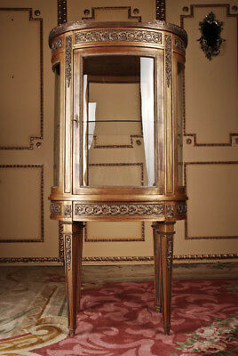 Exclusive French Salon Cabinet in the Louis Seize Style / Classicism
