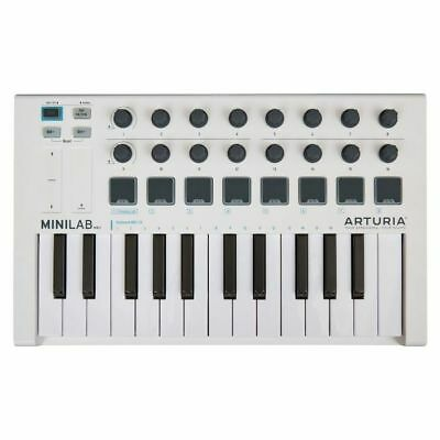 Arturia MiniLab MKII USB Controller Keyboard & Software Bundle