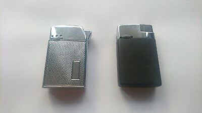 vintage Sim Luxe and Sigma lighters