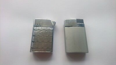vintage Sim Luxe lighters