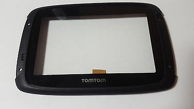 VITRE ECRAN TACTILE  GPS TOMTOM RIDER 400 410 450 touch screen pour lcd