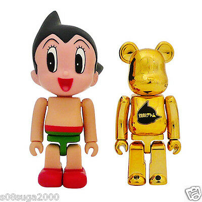 Astro boy BE@RBRICK Figure Medicom MIB 1000 Limited ATOM F/S present from JAPAN