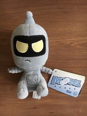 Funko Mopeez Plush - Futurama - Bender - Toy - BNWT