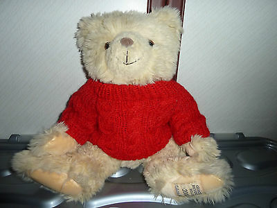 Stunning Giorgio Beverly Hills 2000 Collectors Bear, Excellent Condition