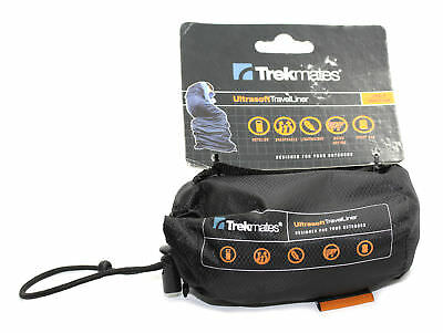 Trekmates Ultrasoft Quickdry TravelLiner Single Size 208x75cm STCH98-N-NA RRP£25