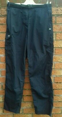 Kiwi by craghoppers ladies size 14 walking trousers brand new without tags