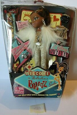Bratz Sasha 'Welcome To Fabolous' NIB. Very Rare. Dolls Collectors.