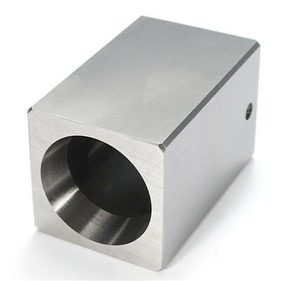Hard Steel 5-C Square Collet Block Lathe Tool Holder