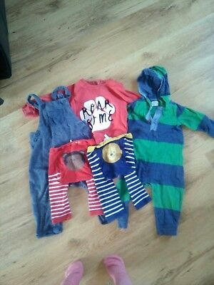 boys bundle 12-18 months joules,next,gap