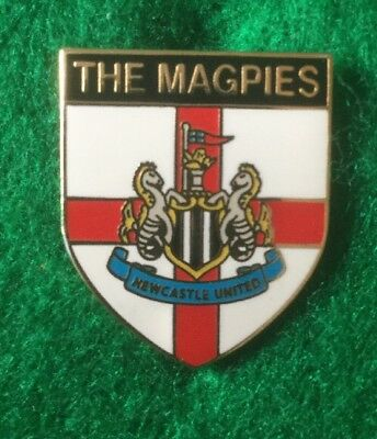 Newcastle United St George's Magpies Badge.