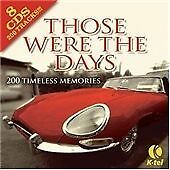 Various Artists - Those Were the Days (2007) 8 cd box set from the 50s and 60s