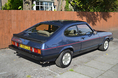 Ford Capri 2.8i Special 1985 Mineral Blue 80k