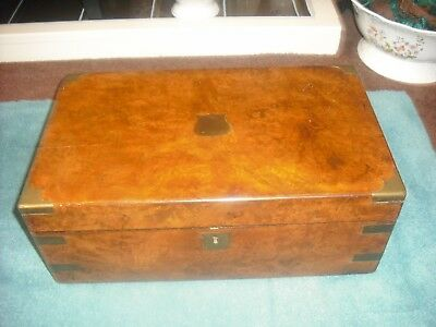 Victorian writing box  c1890s