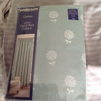 New curtains Fully Lined 90x90 Paid £89 I Have 2 Pairs Of These