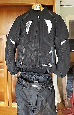 Furygan Alizee motorcycle Jacket and Trousers size M !!! NO RESERVE !!!