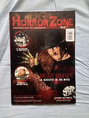 Horror Zone n.1 Speciale 30° Dylan Dog