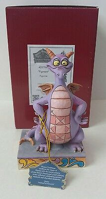 NIB Disney Parks Jim Shore Figment Statue by Jim Shore SOLD OUT
