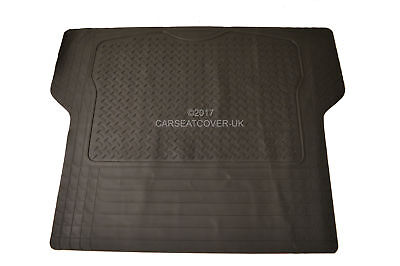 Mercedes SLK AMG (12-16) RUBBER CAR BOOT MAT LINER COVER PROTECTOR