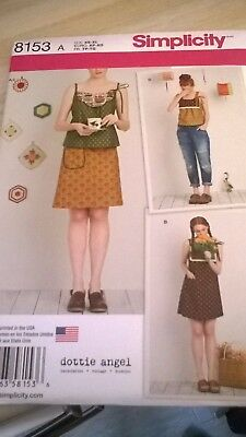 Simplicity brand new sewing pattern  6 to 24