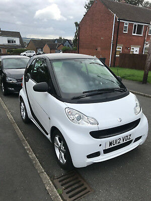 Smart Fortwo 0.8 CDI Pulse Softouch 2dr 2012 12 REG RARE DIESEL