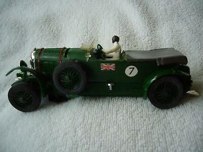 Scalextric Vintage Bentley 4.5 ltr C 305