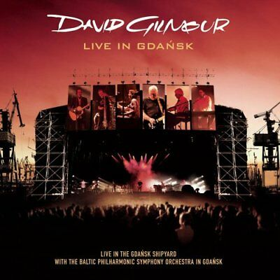David Gilmour-Live In Gdansk (Snyp) [US Import]  (US IMPORT)  CD NEW