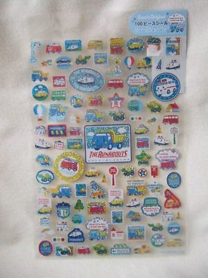 Sanrio Ranabouts sticker sheet  NEW  100pcs SALE