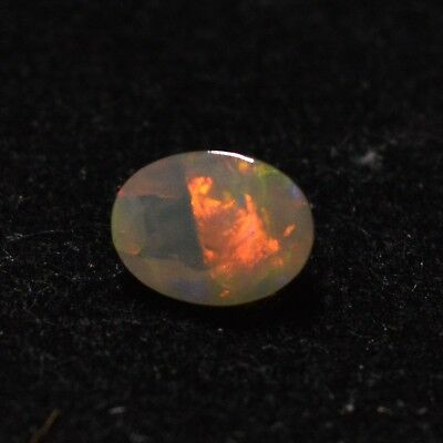 Opale blanche Ethiopie 0.87 carats - Natural opal