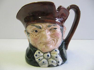 Royal Doulton Medium Character Jug D5527 Old Charley