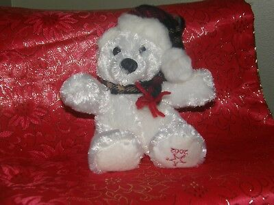 2002 FLURRY The Polar Bear Date stitched upside down....RARE